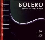 Bolero : arrangements pour quatuor de guitares