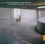 BACH - Alessandrini - Concerto brandebourgeois n°1 pour orchestre en fa + DVD