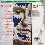 MACHE - Accroche Note - Aliunde