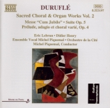 Sacred choral & organ works vol.2