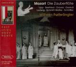 MOZART - Furtwängler - Die Zauberflöte (La flûte enchantée), opéra en de live Salzburg, 27 - 7 - 1949