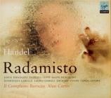 HAENDEL - Curtis - Radamisto, opéra en 3 actes HWV.12a - b