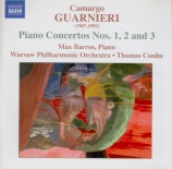 GUARNIERI - Barros - Concerto pour piano et orchestre n°1