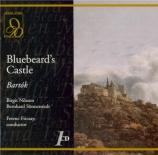 BARTOK - Fricsay - Le château de Barbe-Bleue, opéra op.11 Sz.48