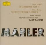 MAHLER - Abbado - Symphonie n°4