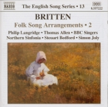 Folk Song Arrangements Vol.2