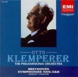BEETHOVEN - Klemperer - Symphonie n°5 op.67 (Import Japon) Import Japon