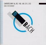 BACH - Ristenpart - Mer hahn en neue Oberkeet, cantate pour soprano, bas