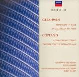 GERSHWIN - Maazel - Un américain à Paris
