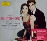 VERDI - Rizzi - La traviata, opéra en trois actes Salzburg Festspiel 2005