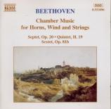 BEETHOVEN - Kevehazi - Septuor op.20