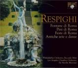 RESPIGHI - Muti - I pini di Roma (Les pins de Rome), poème symphonique p