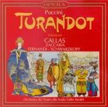 PUCCINI - Serafin - Turandot : extraits