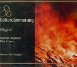WAGNER - Furtwängler - Götterdämmerung (Le crépuscule des dieux) WWV.86d Live Milano, 1950