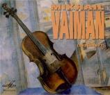 BEETHOVEN - Vaiman - Sonate pour violon et piano n°7 op.30 n°2