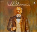 DVORAK - Jansons - Symphonie n°5 en fa majeur op.76 B.54
