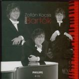 BARTOK - Kocsis - Oeuvres pour piano