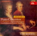 MOZART - Moravec - Concerto pour piano et orchestre n°14 en mi bémol maj