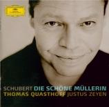 SCHUBERT - Quasthoff - Die schöne Müllerin (La belle meunière) (Müller)