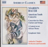 BAUER - Ambache Chamber - American youth concerto