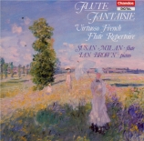 Virtuoso French Flute Repertoire