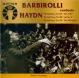 Barbirolli conducts Haydn