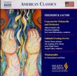 JACOBI - Rickenbacher - Concerto pour violoncelle