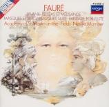 FAURE - Marriner - Pelléas et Mélisande, musique de scène pour orchestre