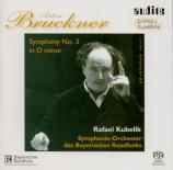 BRUCKNER - Kubelik - Symphonie n°3 en ré mineur WAB 103