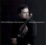 TCHAIKOVSKY - Zimmermann - Concerto pour violon en ré majeur op.35