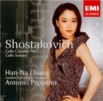 CHOSTAKOVITCH - Chang - Concerto pour violoncelle n°1 op.107