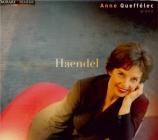 HAENDEL - Queffélec - Suite pour clavier n°6 en fa dièse mineur vol.1 n°