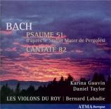 BACH - Labadie - Motet BWV 1083 'Tilge, Höchster, meine Sünden' (d'après