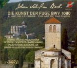 BACH - Ensemble de cui - L'art de la fugue(Die Kunst der Fuge) BWV.1080
