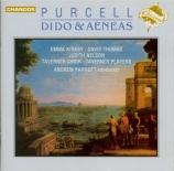 PURCELL - Kirkby - Dido and Aeneas (Didon et Énée), opéra Z.626