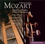 MOZART - Planes - Sonate d'église n°11, pour orgue et cordes en ré majeu