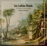 DUSSEK - Becker - Sonate n°26 op.64