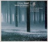 GREIF - Bertrand - Sonate de requiem