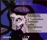 HAENDEL - Marriner - Zadok the priest, anthem HWV.258 (Coronation anthem