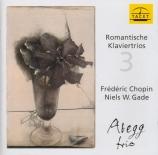 Romantic Piano Trios Vol.3