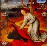 OBRECHT - ANS Chorus - Missa 'Fors seulement'