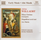 WILLAERT - Summerly - Missa Christus resurgens