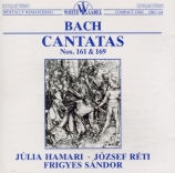 BACH - Sandor - Komm, du süsse Todesstunde, cantate pour solistes, chœur