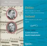 DELIUS - Lane - Concerto pour piano