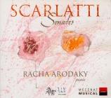 SCARLATTI - Arodaky - Sonate pour clavier en fa mineur K.466 L.118