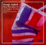 ANTHEIL - Becker - Concerto pour piano n°1