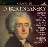 Concertos for Choir Vol.1