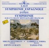 LALO - Lukacs - Symphonie espagnole op.21