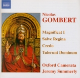 GOMBERT - Summerly - Magnificat