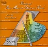 Rarities of Piano Music at 'Schloss vor Husum'
